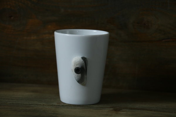 Sky Cup white gray